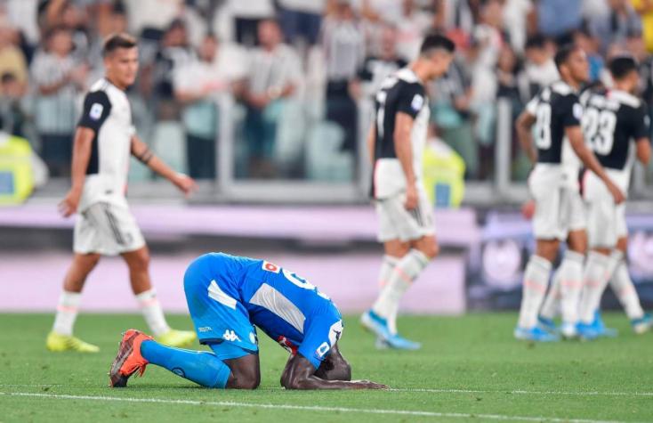 Serie A - Háromgólos hátrányból felállt a Napoli, mégis kikapott a Juvétől! (Videó)