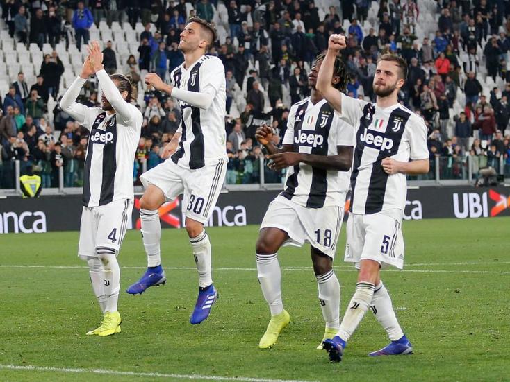 Serie A - Győzött és vasárnap bajnok lehet a Juventus