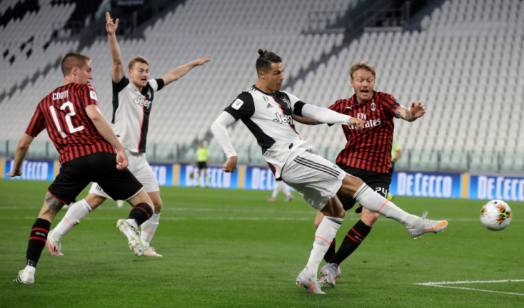 Olasz Kupa - A Juventus jutott elsőként a döntőbe