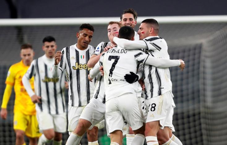 Serie A - A Juventus győzelemmel, Ronaldo két góllal hangolt a Fradira (Videóval)