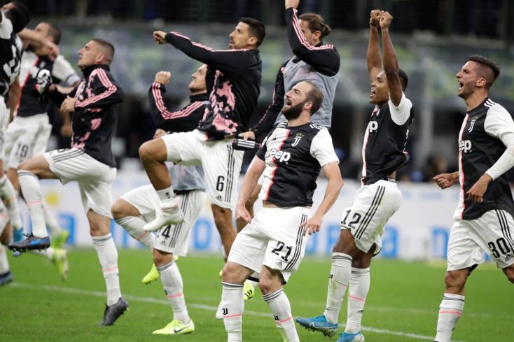 Serie A: A Bologna legyőzésével tovább menetel a Juventus
