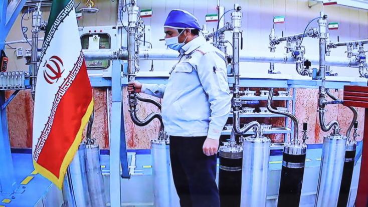 Irán: terrorcselekmény történt az egyik urándúsítóban