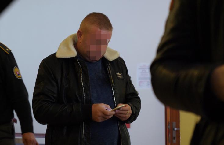 Bűnösnek találták K. Norbertet, de szabadon távozhatott a bíróságról
