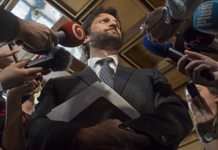 """Kaliňák """"robbanóaknákra"""" bukkanhatott a széfjében, mikor ő lett a belügyminiszter!"""