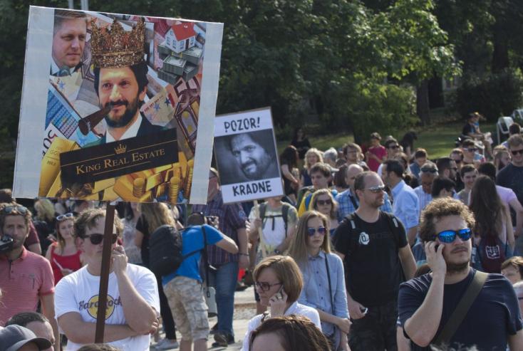 Ma megint utcára vonulnak és Kaliňák fejét követelik a diákok!