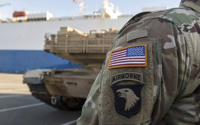 Közös hadgyakorlatot kezd jövő héten Ukrajna és az Egyesült Államok