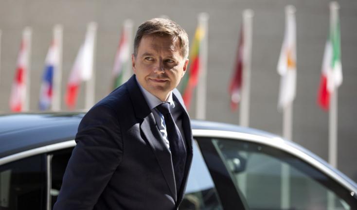 Európa pénzügyminiszterének választotta egy tekintélyes lap Peter Kažimírt