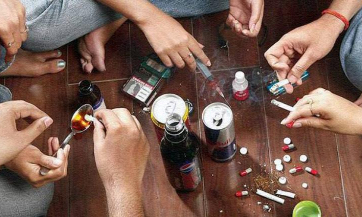 Kábítószer miatt razziázott a rendőrség a Rimaszombati járásban