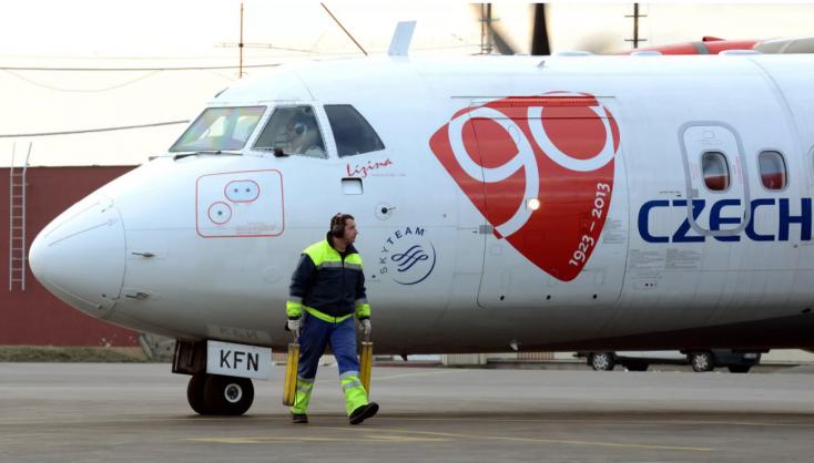 Csődvédelmet kért a ČSA cseh légitársaság