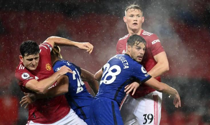 Premier League - Rangadót játszikLondonban a Manchester United