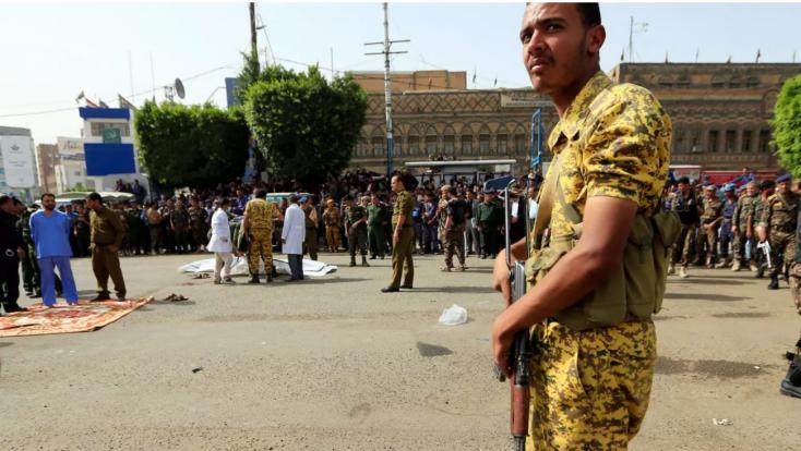Nyilvánosan kivégeztek három gyerekgyilkosta jemeni fővárosban