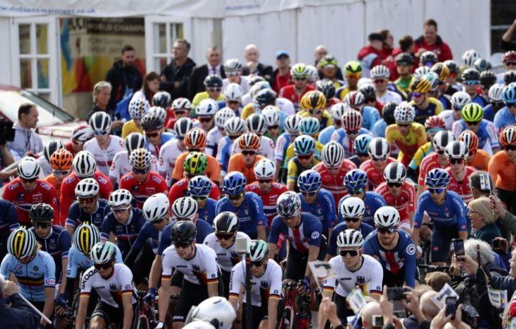 Nem rendezik meg Svájcban az országúti kerékpáros vb-t