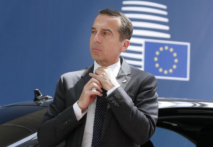 Végleg távozik a politikából Kern volt osztrák kancellár
