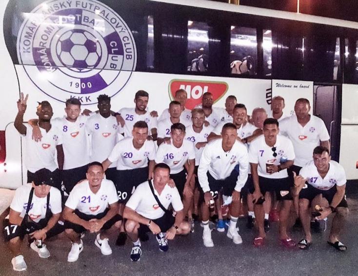 II. labdarúgóliga, 3. forduló: Komáromi győzelem Poprádon