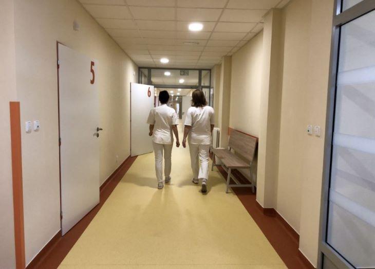 Megelőző óvintézkedéseket vezet be a komáromi kórház vezetése