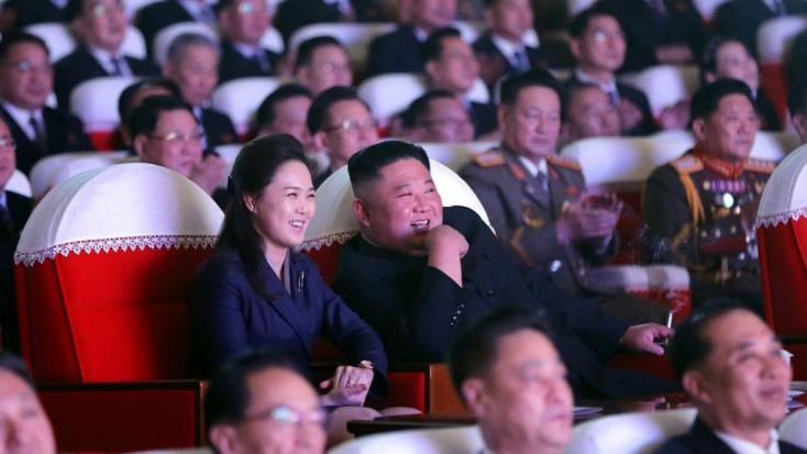 Egy év után előkerült Kim Dzsong Un felesége