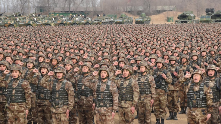 A Pentagon szerint Kína csapást készül mérni az USA-ra