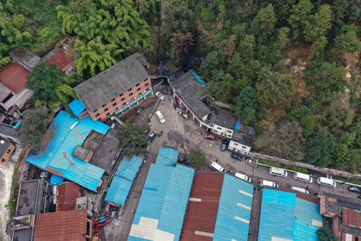 Kéttucatnyi ember meghalt szén-monoxid-mérgezésben egy kínai szénbányában