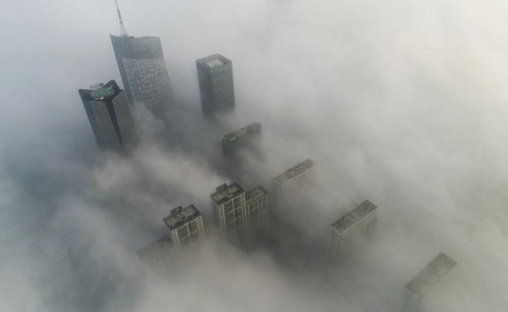 Atomerőművekkel küzdene a szmog ellen Kína