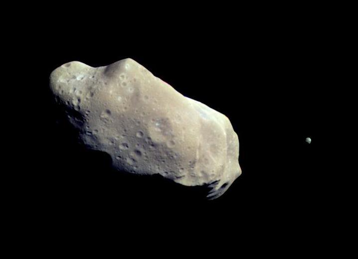 Kisbolygó nagy pusztítása: mindenmegváltozott több ezer kilométerre a becsapódástól