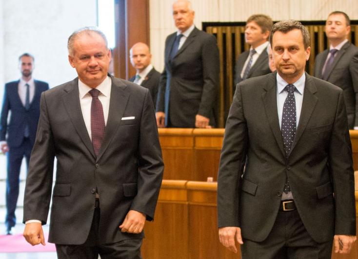 FOCUS: Kiska a legmegbízhatóbb politikus, Bugár a harmadik