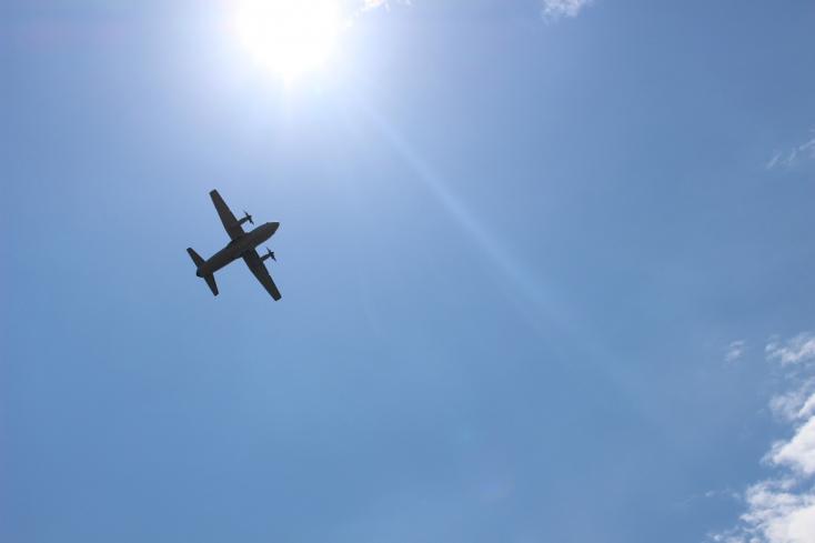 Lezuhant a légierő egyik kisrepülőgépe Nigériában