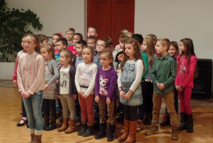 Adventra készülődnek a kisudvarnoki gyerkőcök