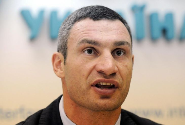 Klicsko szerint Kijev nem tud megbirkózni a koronavírus-járvánnyal