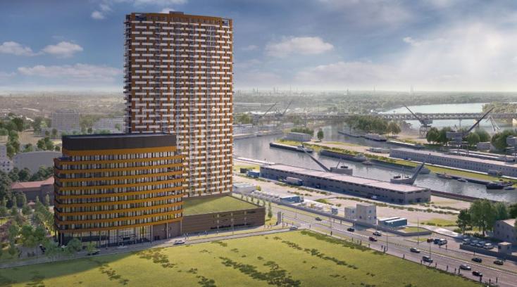 Íme Szlovákia legmagasabb lakóépülete