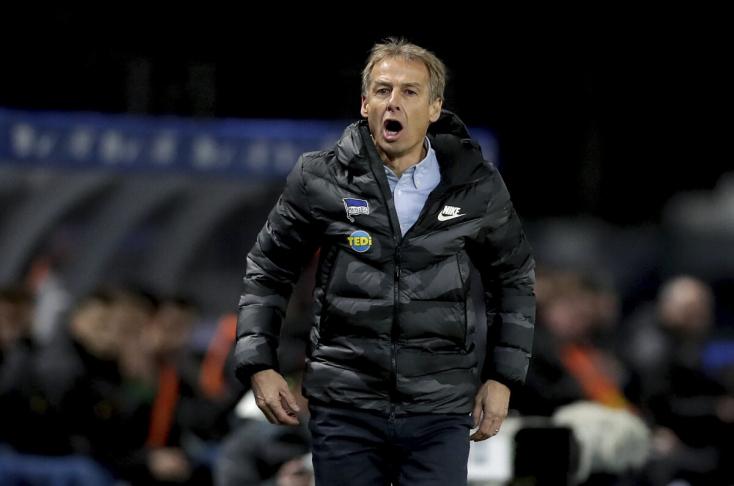Klinsmann kikerült a Hertha tanácsadói testületéből is