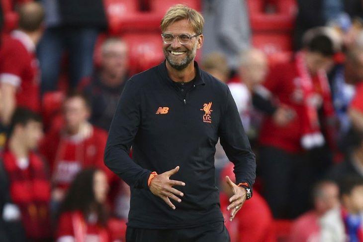 Liverpooli karrierje elején még tartott a menesztéstől Jürgen Klopp