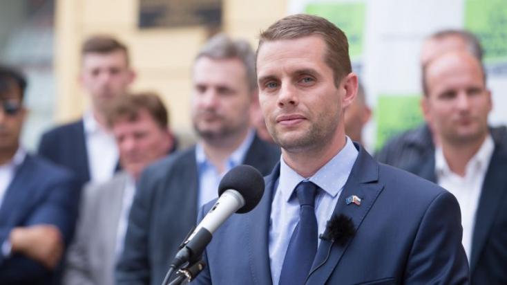 Őt javasolja az SaS a parlament alelnöki posztjára