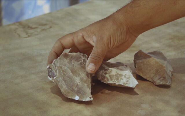 Százezer éves kőszerszám-készítő műhelyt találtak