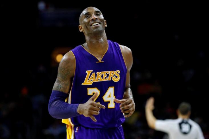 Kobe Bryantre emlékeztek az NBA vasárnapi mérkőzésein