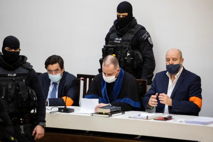 Fogkefe öt hónapra, egész nap a cellában – mutatjuk, milyen körülmények között tölti elkövetkező éveit Rusko és Kočner