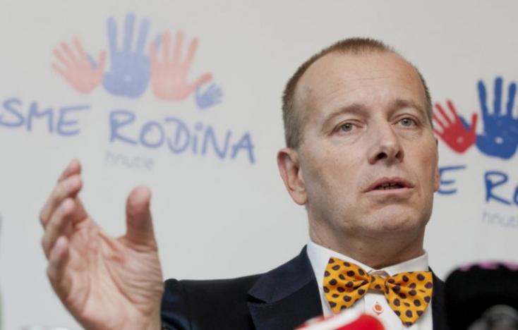 Nevet változtat Boris Kollár pártja