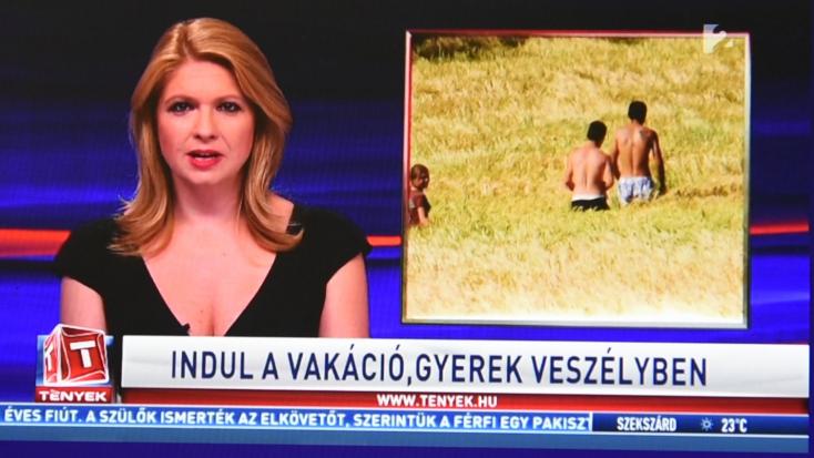 Csípőből lekomárnózta Komáromot a TV2
