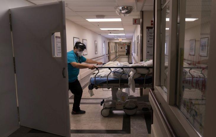 Csökkent a koronavírusos betegek száma a komáromi kórházban