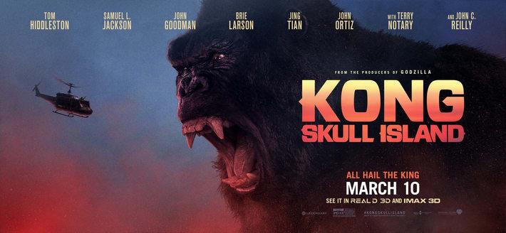 Kong: Koponyasziget - Nem adta ki minden dühét az őrjöngő szörnyeteg