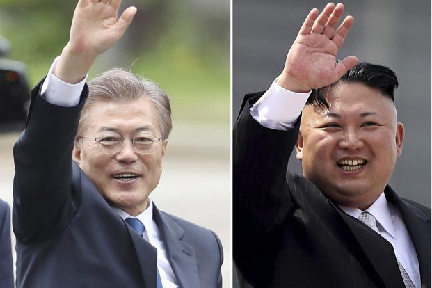 Újból találkozott az észak- és a dél-koreai vezető