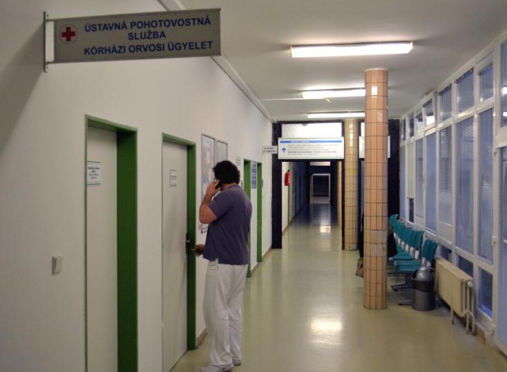 Több millió euróból pofozzák ki a sürgősségit és a sebészetet a dunaszerdahelyi kórházban