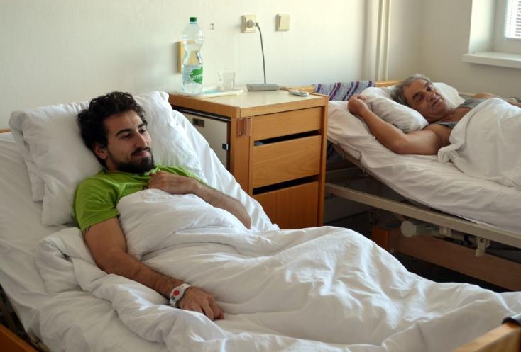 Karpánttal hívható a segítség már mindenhol a dunaszerdahelyi kórházban