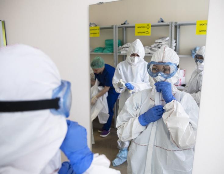 Koronavírus: A kórházban kezeltek körében megugrott az új magas vércukorszintes esetek száma