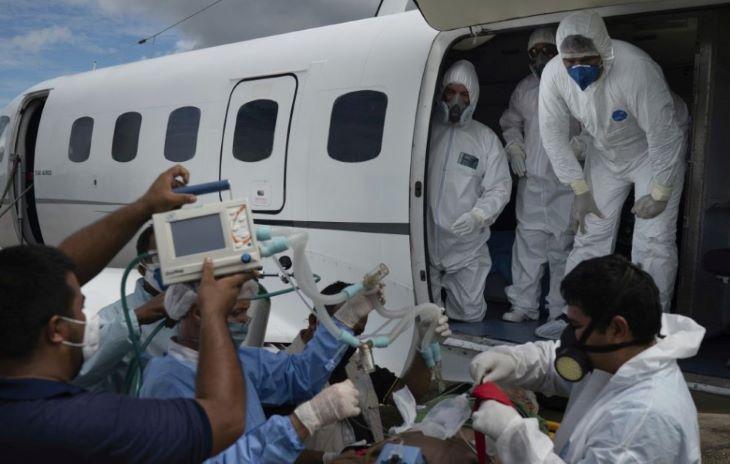 Ebben az országban 48 ezer új fertőzöttet jelentettek 24 óra alatt