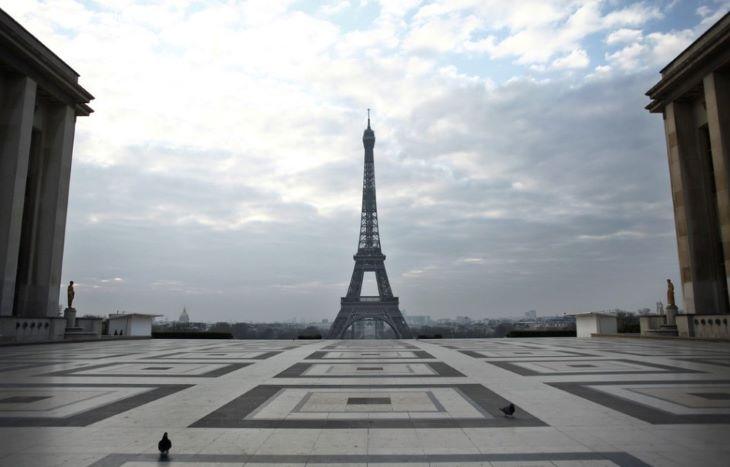 Franciaország túl van a tetőzésen