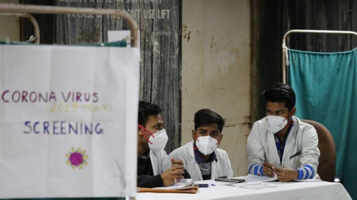 Indiában kétmillió fölé emelkedett a koronavírus-fertőzöttek száma