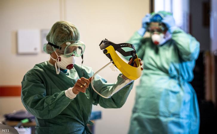 Legalább 200 ezerre tehető az európai koronavírus-fertőzöttek száma