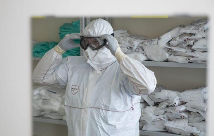 Oroszországban 11 ezer fölé emelkedett az új fertőzöttek száma