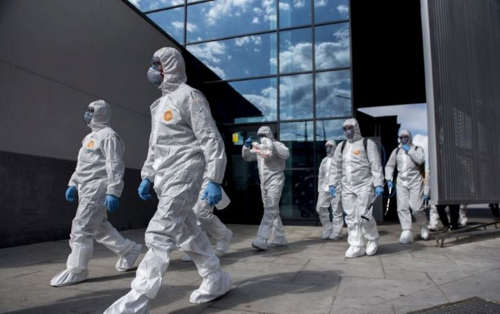 Spanyolországban kicsit bénáznak, nem tudják, vannak-e új vírusos halottjaik