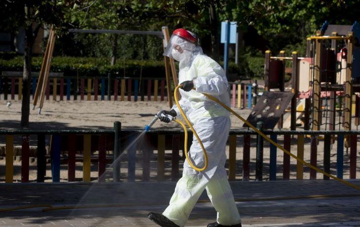 Spanyolországban 187-en fertőződtek meg egy nap alatt